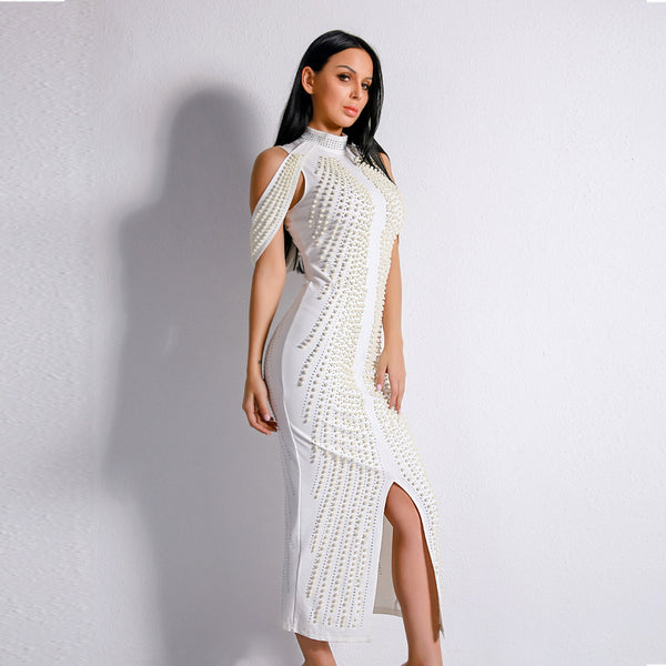 SOFIA MIDI DRESS- Viaz