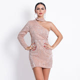 LILIANA MINI DRESS- Viaz