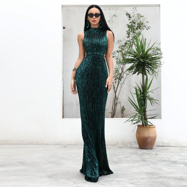 SANITA MAXI DRESS Online-VIAZ