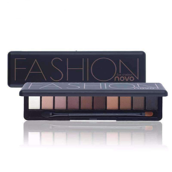 NOVO Eye Shadow Palette- Viaz