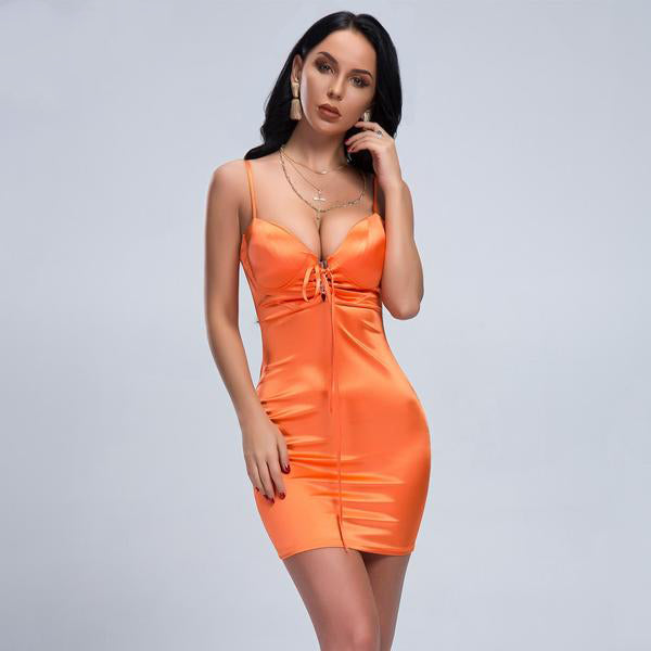 SELMA MINI DRESS- Viaz