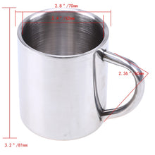 Modern Insulated Stainless Steel Cup - NaturAmericas Market