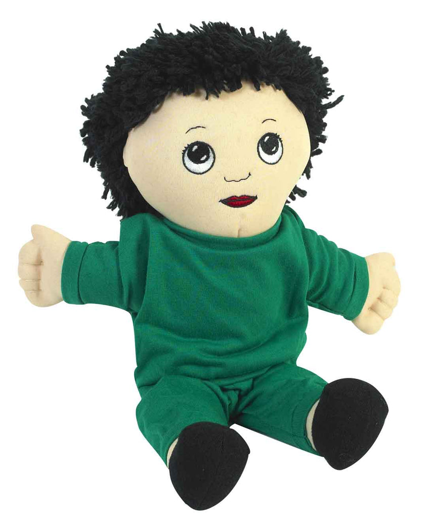 Children's Factory CF100-726 Sweat Suit Doll Asian Boy