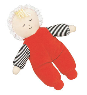 Children's Factory CF100-762G Baby's First Doll - Caucasian Girl