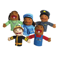 Children's Factory CF100-897 Career Puppets - The Creativity Institute