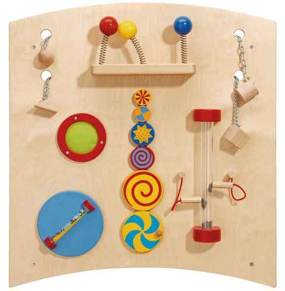 "HABA Sensory Learning Wall ""Curve B"" Center Panel"