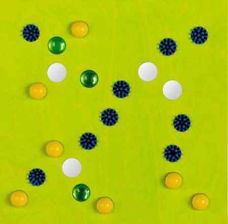 HABA Brushes, Balls & Mirrors Sensory Wall Activity Panel - The Creativity Institute