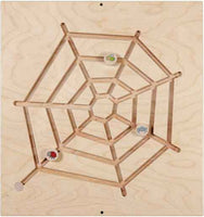 HABA Spider Web Sensory Wall Activity Panel