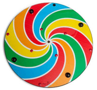 CFC Lollipop Pinwheel Wall Activity - The Creativity Institute