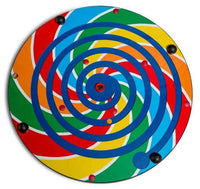 CFC Lollipop Maze Wall Activity - The Creativity Institute