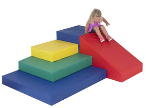Children's Factory CF300-007 Toddler Pyramid Play Center - The Creativity Institute