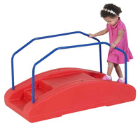 Children's Factory 3004 Red Rocker with Rails
