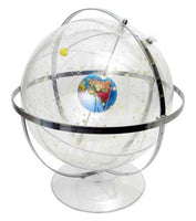 Hubbard Scientific Celestial Star Globe, Transparent