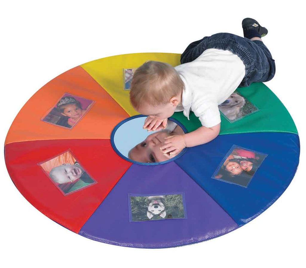Children's Factory CF322-361 See-Me Picture Mat