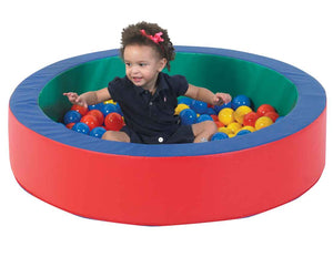 Children's Factory CF331-334 Mini-Nest Ball Pool - The Creativity Institute