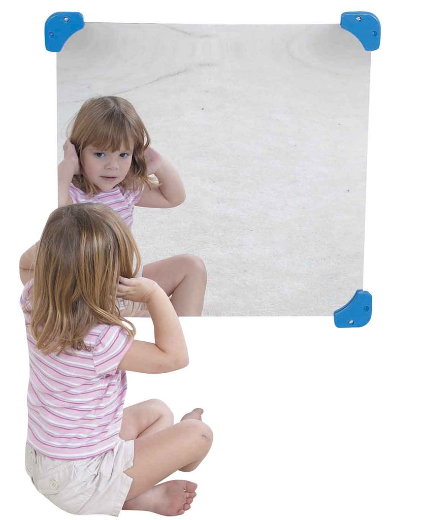 "Children's Factory CF332-145 30"" Flat Mirror"