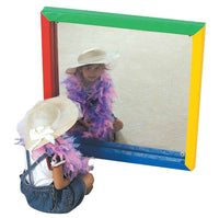 Children's Factory CF332-518 Soft Frame Flat Mirror - The Creativity Institute