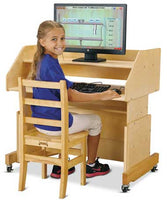 Jonti-Craft 3354JC Columbia Computer Desk