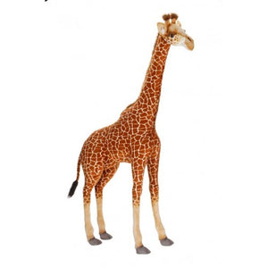 Hansa 3668 Giraffe 5' Large Plush Stuffed Animal