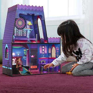 Maxim 38753 Spiderweb Villa Furnished Dollhouse - The Creativity Institute