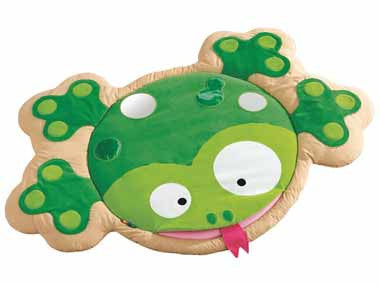 Wesco 39256 Early Learning Mat - Frog