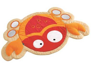 Wesco 39282 Early Learning Mat - Crab