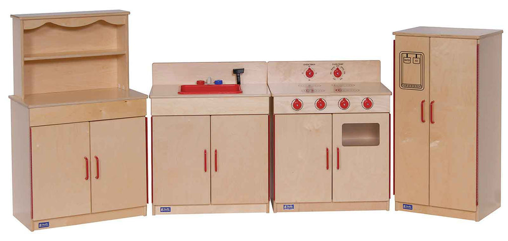 Angeles 4-Piece Complete Kitchen Set ANG4000