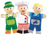 Wesco 40334 Professions Puppet Set B