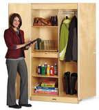 Jonti-Craft 5951JC Wardrobe Closet Deluxe