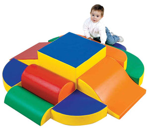 Children's Factory CF705-294 Playtime Island Climber
