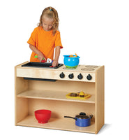 Jonti-Craft Young Time Toddler Kitchenette