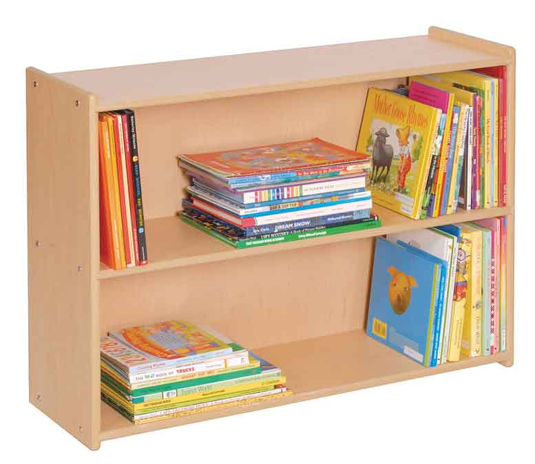 Angeles ANG7147 Value Line Narrow 2-Shelf Storage - The Creativity Institute