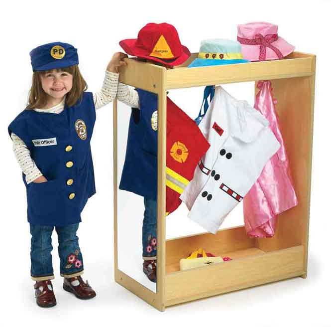 Angeles ANG7170 Value Line Dress Up Storage - Small - The Creativity Institute