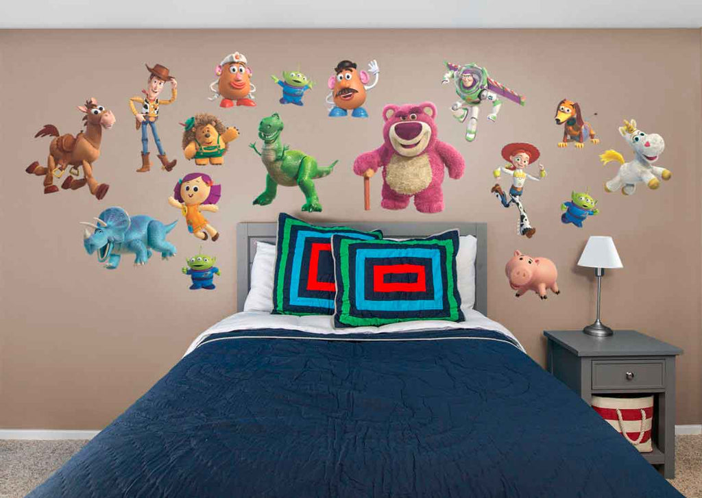 Fathead Toy Story 3 Collection