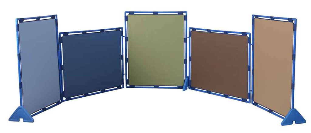 Children's Factory Cozy Woodland Set of 5 Big Screen PlayPanels
