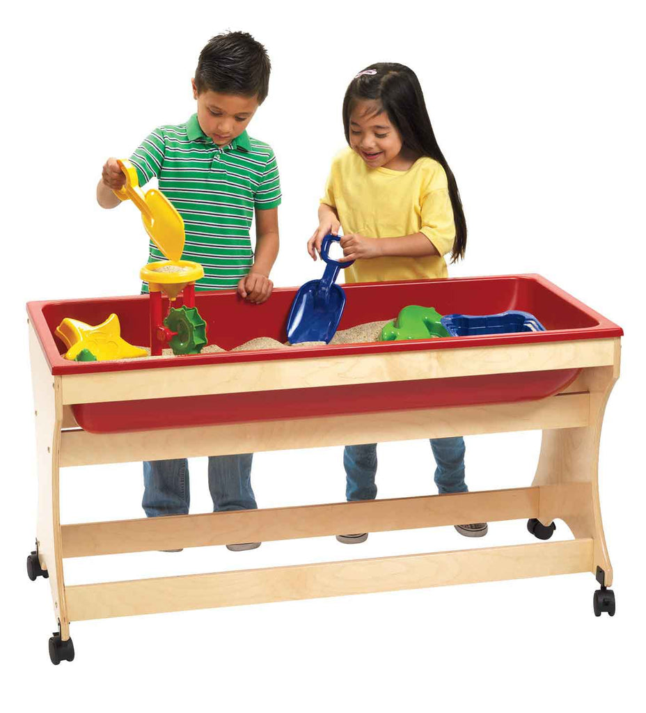 Angeles ANG9029 Value Line Birch Sand & Water Table