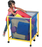 Children's Factory CF905-064 Mobile Equipment/Toy Box (Square)