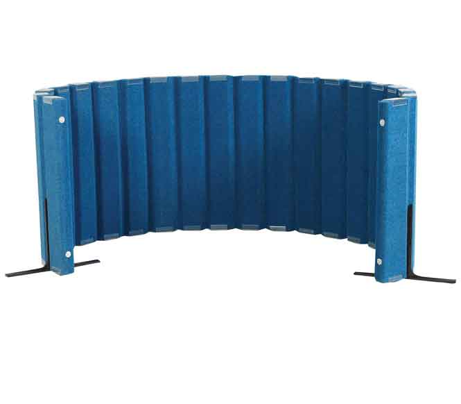"Angeles Sound Sponge Quiet Divider 10'L x 30""H - AB8401"