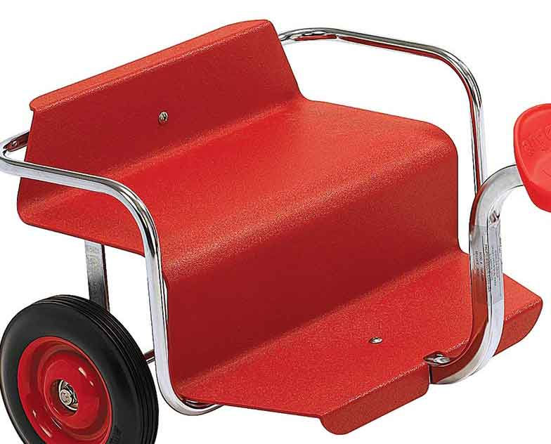 Angeles Parts - Replacement REAR Seat for Rickshaw Trike