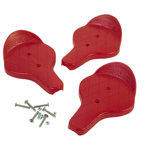 Angeles Parts - SilverRider Red Seat Replacement Set - The Creativity Institute