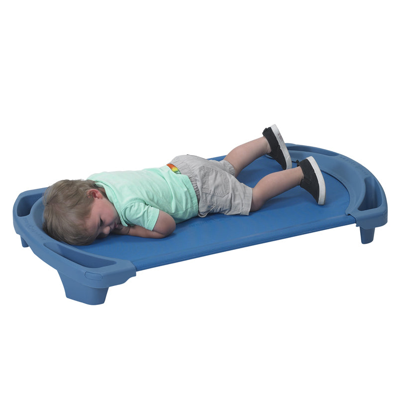 Angeles AFB5731OB SpaceLine Toddler Single Cot - Ocean Blue