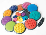Gonge G-2116 Tactile Discs, Set of 10