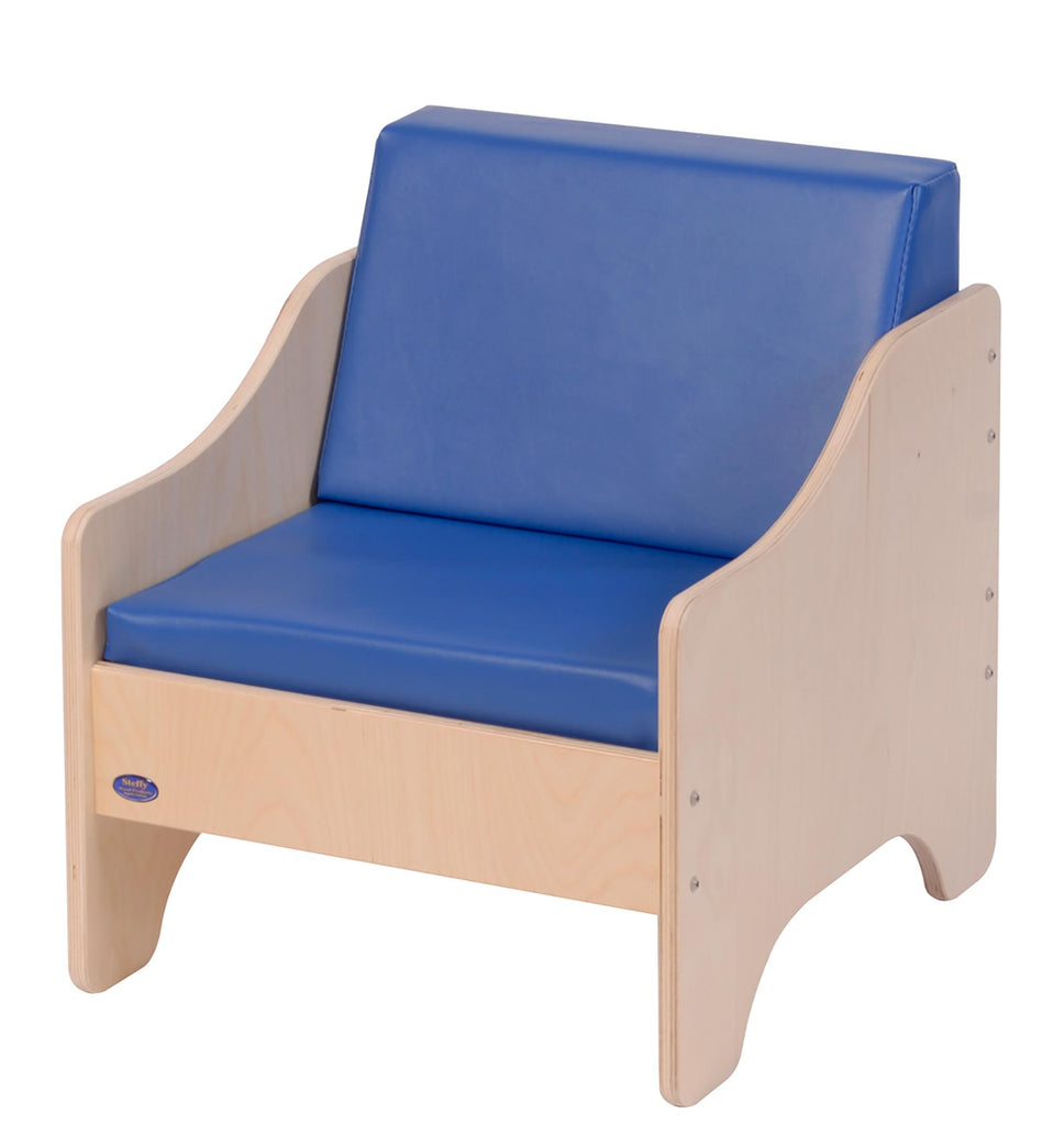 Angeles ANG1186 Chair - Blue