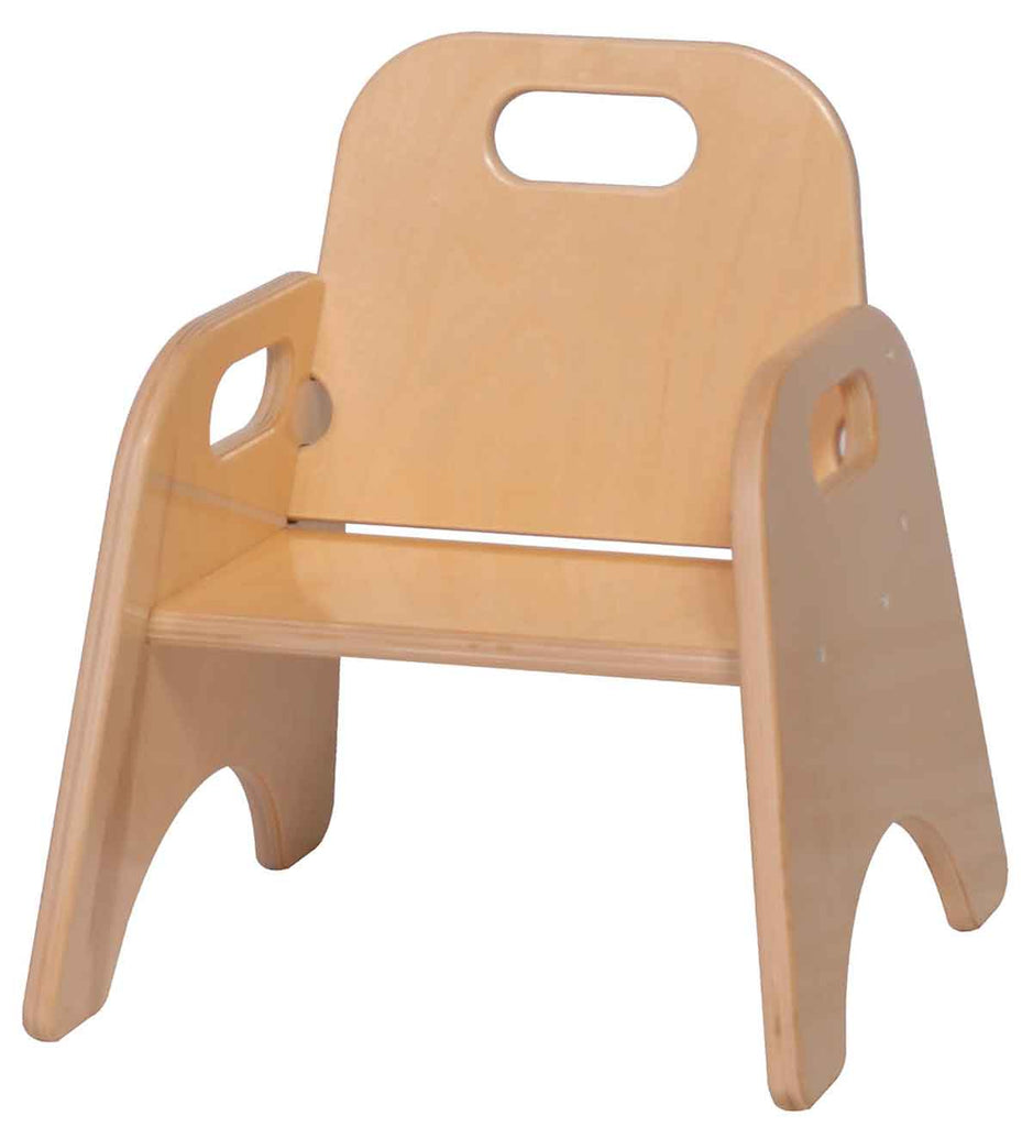 "Angeles Wooden 9"" Toddler Chair ANG1362"