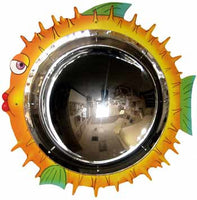 Anatex BLM2808 Blowfish Mirror Wall Panel