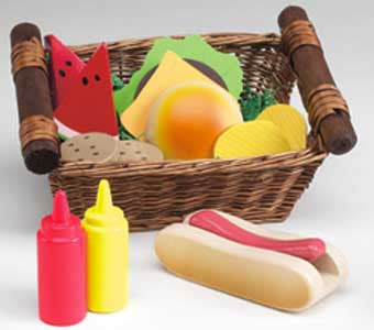 Anatex FBA0103 Picnic Lunch Basket