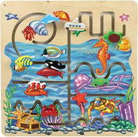 Anatex SA6005 Sea Life Pathfinder Wall Panel