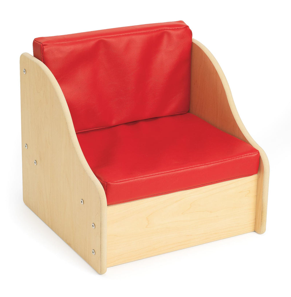 Angeles ANG7181 Value Line Chair - Red - The Creativity Institute