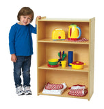 Angeles ANG7083 Value Line Narrow 3-Shelf Storage