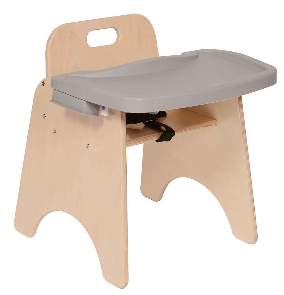 "Angeles 11"" Highchair Feeding Chair - ANG1691 - The Creativity Institute"